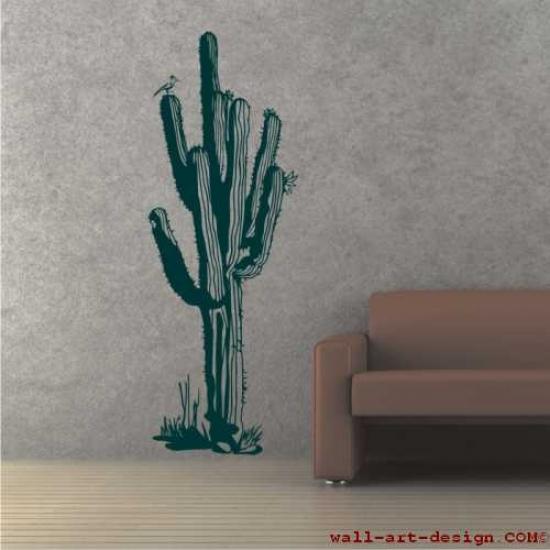 wandtattoo online shop f r preiswerte wandtattoos kaktus wandaufkleber wandtattoo. Black Bedroom Furniture Sets. Home Design Ideas