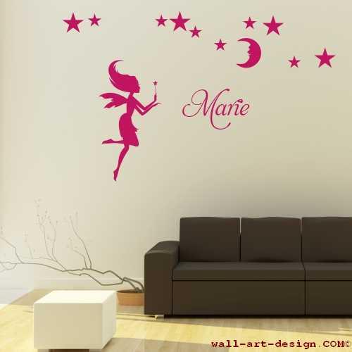 wandtattoo online shop f r preiswerte wandtattoos elfe. Black Bedroom Furniture Sets. Home Design Ideas